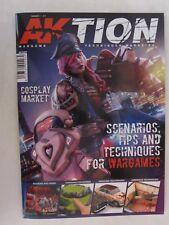 AK Interactive's Aktion: The Wargame Magazine #1
