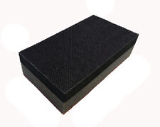 Hand Sanding Block - Soft/Hard 70 x 125mm - Double Sided Hook and Loop - DFS