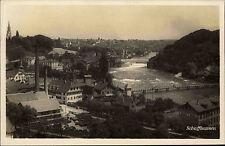 Schaffhausen Schweiz Switzerland AK ~1920/30 Blumer & Müller Fabrik ungelaufen
