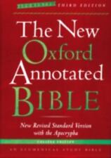 The New Oxford Annotated Bible with the Apocrypha, Augmented Third Edition, Col