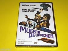 DEAD PIGEON ON THE BEETHOVENSTREET / MUERTE DE UN PICHON Samuel Fuller Precint