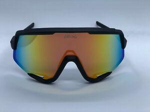 Midnight New Cycling Glasses Cycling Mountain Bike Polarized Sunglasses Eyewear
