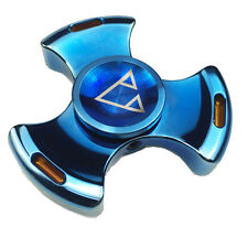 Fidget Spinner High Quality Beyblade Rotablade Tri-Spinner EDC ADHD - BLUE