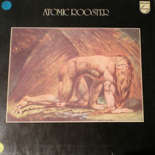 ATOMIC ROOSTER-Death # behind you-De 71 - 1st Press