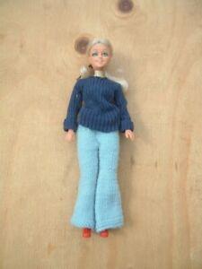 Vintage 1970`s Hasbro Britt Doll.