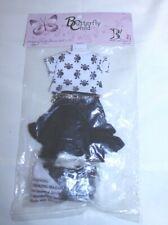 Berdine Creedy Butterfly Child Skull Crossbone Outfit Nrfb