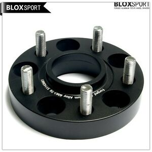 4pc 1'' hubcentric wheel spacers for Nissan 350z 300zx Altima Maxima GTR 5x114.3