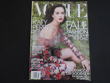 Vogue magazine JuLY 2013 - KATY PERRY - GOOD MOOD OR GOOD SEX?