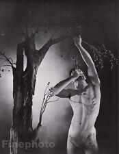 1936/81 Surreal MALE NUDE Greek Mythology Photo Art By GEORGE PLATT LYNES 16x20