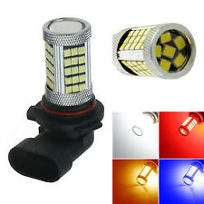 9005 White/Red/Blue/Yellow 66SMD LED Driving High Power Fog Lights Bulbs Lamp