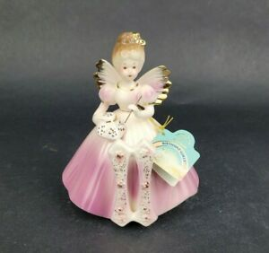 Vintage Josef Originals 11 Birthday Angel Girl Figurine