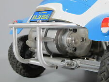 Rear Aluminum Motor Bumper Guard Tamiya 1/10 RC Sand Scorcher Super Champ Buggy