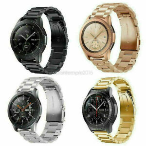 Replacement Watchband 46 mm Stainless Strap Bracelet for Samsung Galaxy Watch