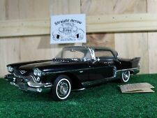 1957 Cadillac Eldorado Franklin Mint Superb 1:24 Scale Diecast Model Replica Car