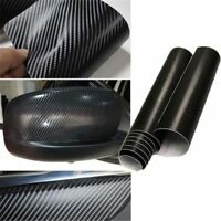 Waterproof Wrap Roll Automobile Decoration Car Film Sticker 4D Carbon Fiber