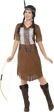 45976L Womens Native Western Warrior Princess Costume Large