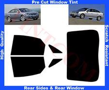 Pre-Cut Window Tint Opel Vectra C 5D 03-09 Rear Window & Rear Sides Any Shade