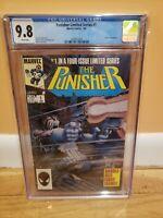 The Punisher #1 (Jan 1986, Marvel) CGC 9.8