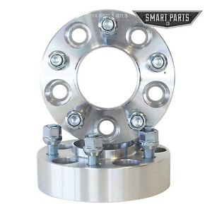 """2pc   1.5"""" inch 5x4.5 HUBCENTRIC Wheel Spacers Adapters HUB 5 X 4.5"""
