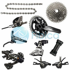 New 2018 Shimano XTR M9000 M9020 Race Trail Full Groupset Group set 11-speed