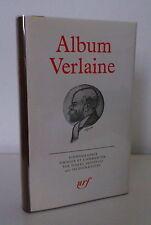 LA PLÉIADE  ** ALBUM VERLAINE **  1981