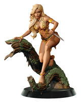 Women of Dynamite Sheena Queen of the Jungle by J. Scott Campbell Statue PRESALE