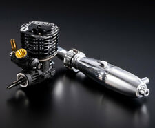 O.S.SPEED T1203 W/ T-1070SC Pipe Gold Reducer Limited Edition Combo Set  1BS01