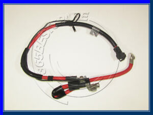 BMW 7's E65 E66 POSITIVE TERMINAL BATTERY AUTO CABLE PLUS POLE LEAD WIRE 6904905