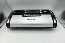 NESCO VS-02, Food Vacuum Sealer System, Black