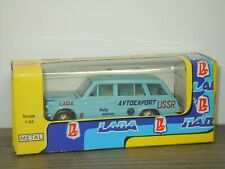 Lada 2102 Wagon Rally Service - Made in USSR - 1:43 in Box *42807