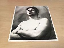 """Original 1970s Dale Martin 8"""" x 10"""" B&W Wrestling Photo Don Cortez"""