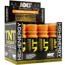 NXT Nutrition TNT Nuclear Shots 60ml x 2 / 4 / 6 / 12 | Strong Pre-Workout Stims