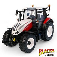 Universal Hobbies 1:32 Scale Steyr Expert 4130 CVT 4WD Tractor Diecast Model