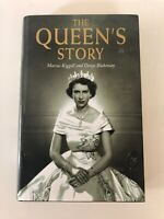 The Queen's Story by Marcus Kiggell Book of the TV Series 2002 - Royal Family