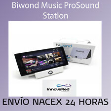 Base de Sonido por Inducción Biwond Music ProSound Station