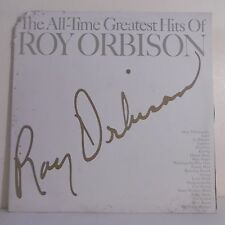"""2 x 33T Roy ORBISON Disques LP 12"""" THE ALL TIME GREATEST HITS OF -MONUMENT 67290"""