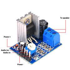TDA2030A Audio Amplifier Module Power Amplifier Board AMP 6-12V 1*18W VUBLUS
