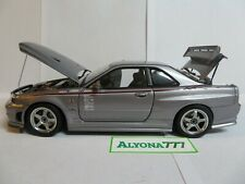 AUTOart Millennium 1/18 NISSAN Skyline R34 NISMO GT-R S-Tune DIECAST CAR MODEL