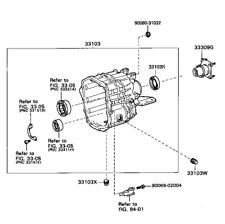 Genuine Toyota Supra V160 Transmission Oil Seal Type T 90080-31032