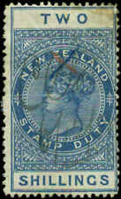 New Zealand AR1 Used  Postal-Fiscal Stamp