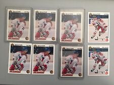 Zigmund Palffy 91-92 UD RC - Lot of 8 - Mint Condition #71 & #16