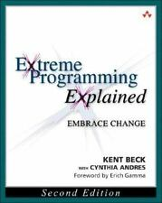 Extreme Programming Explained : Embrace Change, Paperback by Beck, Kent; Andr...