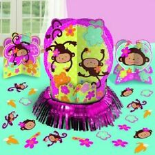 Monkey Love Party Table Decorating Kit (23 Piece)