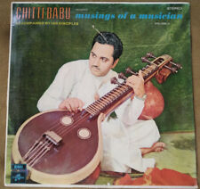 Chitti Babu - Musings of a Musician Volume II (Vinyl LP) Sitar Indian pressing