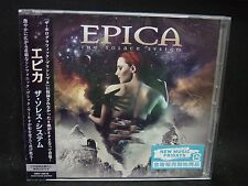 EPICA The Solace System JAPAN CD Delain After Forever Karmaflow Sahara Dust