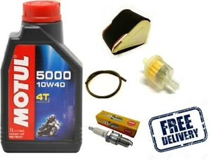 MOTUL Service Kit 152QMI  for Chinese GY6 125 Scooters