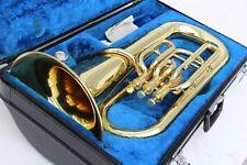Bach Euphonium 1103 made by Yamaha same as YEP201 Horn YEP 201 Baritone