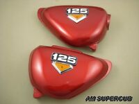 L/R Side Cover with Emblem Honda CB100 CB125 CB125S CB 125 S
