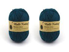 5 x KNITTING WOOL Super Soft Acrylic Crochet Ball Yarn 100g 8Ply BULK