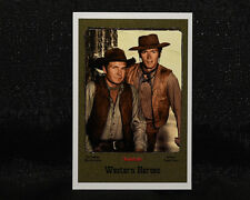 "4""X 6"" Magnet ""Rawhide""- Tv show- Eric Fleming, Clint Eastwood"